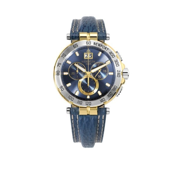 newport-36656-t35-michel_herbelin-herrenarmbanduhr-chrono-bicolor